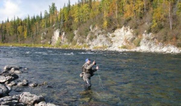 Косынка для рыбалки видео