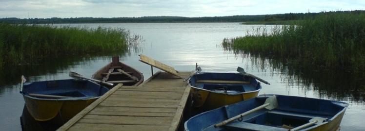 Озеро милятино калужская область